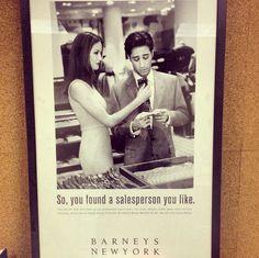 "Throw Back Thursday: ""We spy a young Jon Stewart browsing Barneys... #tbt #throwbackthursday"""