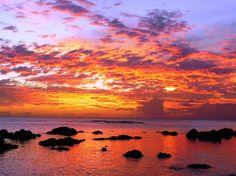 10 stunning hotel sunsets