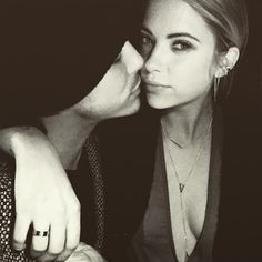 They leave each other adorable as hell birthday messages: | Ashley Benson Sets The Record Straight About Those Tyler Blackburn...