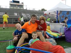 The Housel Boys at the Marlton Relay for Life 2012!  houselfitness.com