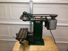 Photo Index - Benchmaster Manufacturing Co. Homemade Lathe, Homemade Tools, Diy Tools, Horizontal Milling Machine, Vertical Milling Machine, Machinist Tools, Maker Shop, Lathe Tools, Metal Working Tools