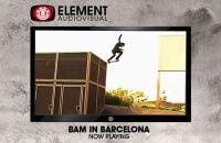 Vídeos Bam Margera e amigos em Barcelona -  Mais um clássico da Element skateboard, esta é uma edição de uma tour com o skatista profissional Bam Margera, Michael Mackrodt e vários outros amigos pela Europa uma viajem que rendeu belas