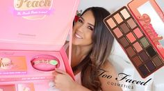 TOO FACED SWEET PEACH COLLECTION & SORTEO INTERNACIONAL - Ydelays