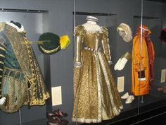 Gown of Mary Queen of Scots