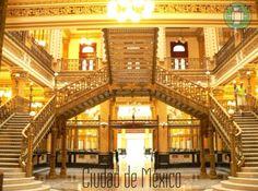 Palacio de Correos, Ciudad de México
