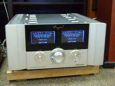 Cayin h80a amplificador híbrido