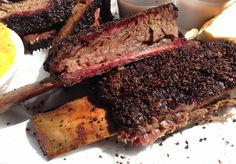 The Best Barbecue in Central Texas