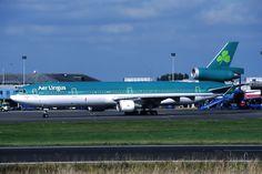 N272WA Aer Lingus MD-11 BFS 09 2001 | par Paul J Harvey 1 million views cheers
