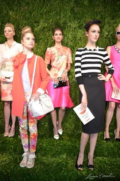 Fashion Week: Kate Spade Spring 2014 Spotlight - Kate Spade Spring 2014 Presentation