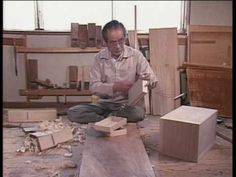 The Sashimono Master Craftsman 3 3 Japanese Tools, Japanese Joinery, Japanese Woodworking, Woodworking Skills, Woodworking Projects, George Nakashima, Japanese Furniture, Cabinet Makers, Traditional Furniture