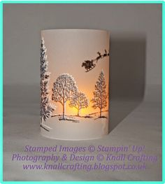 Lovely as a Tree 3D special (Knall Crafting!)