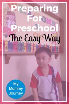 This is a great resource on preparing for preschool. Follow the step-by-step list of activities you should do with your child before preschool starts. Your child will have a tear-free 1st day of preschool! Save this pin to your Preschool or Parenting boards. #preschool #preparingforpreschool #preschooler