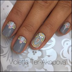 Intricate Dotticure Nail Art Designs | POPSUGAR Beauty UK