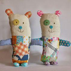 Roxy Creations: Love love love Lulu bears