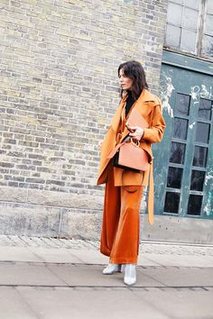 Street Style en Copenhague Fashion Week © Josefina Andrés