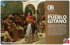 #Efemerides | Día Mundial del #PuebloGitano - #Cultura