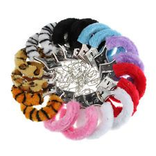 Adult Hen Night Party Novelty Gift Soft Metal Handcuffs - Party prizes?
