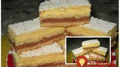Prababkin sviatočný vanilkový koláč s jablkami: Žiadne na pudingové prášky a margarín – toto je skutočný cukrársky skvost! Desert Recipes, Vanilla Cake, Sweets, Baking, Anna, Internet, Google, Gummi Candy, Candy