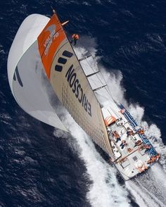 VOR ! #art #ocean #lighthouse #blue #sail #sails #sailor #sailing #sailors #sailaway #sailingaway #sailinggirls #sailinginstagram #sailboats #sailboat #cruise #race #sailworld #life #love #regatta #sailkids  #wind #feel #bowman #sunset #home #sea  #sailworld #volvooceanrace #vor by summer_470