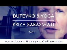 Kriya Saraswati on Buteyko and Yoga Yoga Youtube, Health Fitness, Education, Learning, Studying, Teaching, Onderwijs, Fitness, Health And Fitness