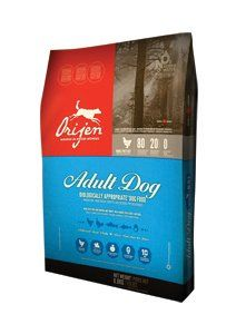 Orijen Adult Dog Food5LB -- Learn more by visiting the image link. (Note:Amazon affiliate link)