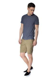 Michel Brisson - Spring Summer 2015 - Menswear // Save Khaki t-shirt, shorts - Filippa K shoes