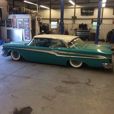 Just finished up this '59 Edsel. Looks waaay better than when it came in! #mckiddieedition #phatphabz