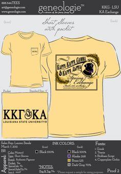 KKG t-shirt (of course with an owl instead)