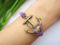 Anchored Bracelet
