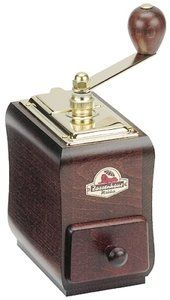Pretty sure I want one of these. BEST! Zassenhaus Coffee Grinder - 156MA