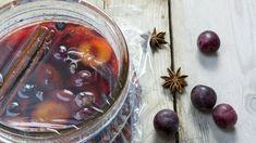 Zavařujeme ovoce – 2. stránka – eZavařování.cz Party Drinks, Plum, Nom Nom, Beverages, Cherry, Pudding, Sweets, Vegetables, Fruit