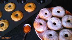 Sütőben sült fánk diétásan