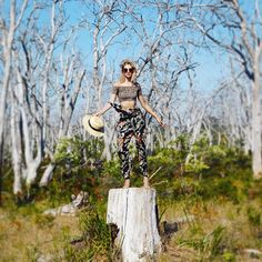 Jane of the Aussie Jungle    Coming soon on http://ift.tt/1GOLbU4    Climb a  infested hollowed out tree stump in a Koala forest and more Great Ocean Road activities!   #australia #greatoceanroad #whiteforest #trees #travelinstyle #australian #fashiongram #styling #stylist #styleblog #styledbysam #style #styleblogger #editorial #editorialdiary #editorialphotography #fashionstyle #fashionblogger #fashionblog #fashioneditorial #fbloggers #fblogger #ootd #outfitoftheday #lookoftheday…