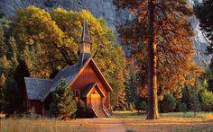 Beautiful Country Church #church #country