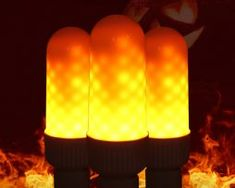 Kolekcia FLAME sú LED žiarovky s naprogramovanými diódami Ios, Candles, Candy, Candle, Pillar Candles
