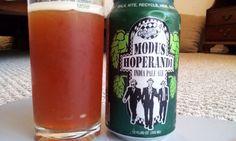 Modus Hoperandi IPA by Ska brewing co