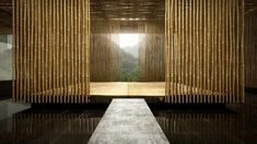 Great (Bamboo) Wall | filt3rs