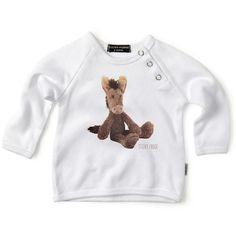 Joey - Donkey on White Unisex Gifts, Donkey, Graphic Sweatshirt, Sweatshirts, Boys, Clothing, Collection, Style, Fashion