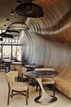 don cafe #restaurantdesign #restaurant #interiordesign