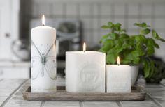 AFFAIR candles. Lene Bjerre, spring 2014.