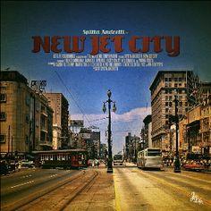 Curreny - New Jet City (Mixtape)