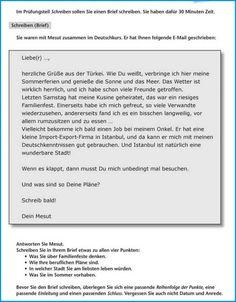 Schreiben brief freund an muster einen 13 brief
