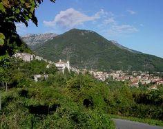 Supino, Italy: grandparents' homeland