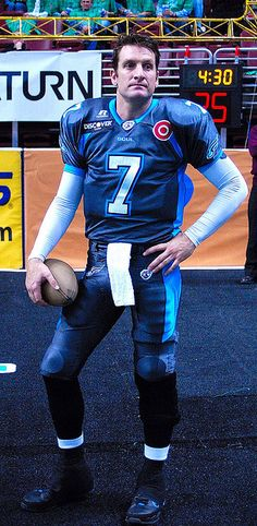 Quarterback Philadelphia Soul Tony Graziani