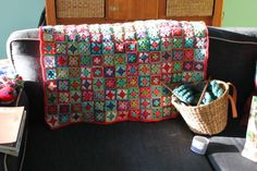 little woollie: blanket