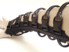 Zippered Arm Cuff - cyberpunktastic