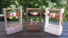 Porte-vin et ses verres