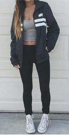 Casual outfits for teens - Cute Outfits for School 18 Easy Cute School Outfits Ideas – Casual outfits for teens Tween Fashion, Summer Fashion Outfits, Girl Fashion, Teenager Fashion, Fashion Women, Fashion Clothes, Fashion Styles, Fashion 2016, Fashion Ideas
