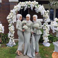 PINTEREST: @MUSKAZJAHAN - Love this colour #MashAllah #repost #bridesmaids #…