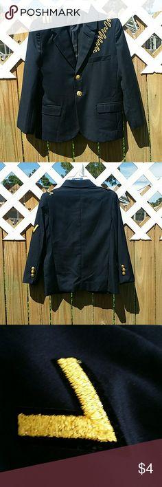 BOY'S BLAZER SIZE 5 Boy's Blazer size 5 Kitestrings by Hartstrings  Jackets & Coats Blazers